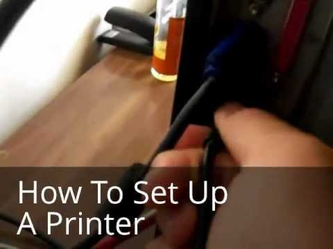 How To Install a Kodak officehero 6.1 Printer