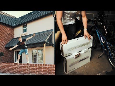 Alexs NEW HOUSE: The Ultimate Home WiFi/Network Setup 2018!