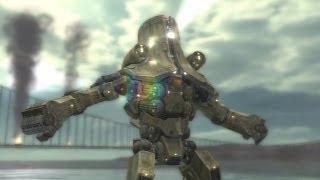 Pacific Rim: The Video Game Walkthrough - Walkthrough Part 15 - Survival Mission 15: Random Turmoil (DLC Missions)