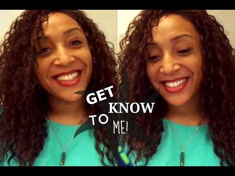 Get To Know Me | Random Facts About Me {TMI Tag}