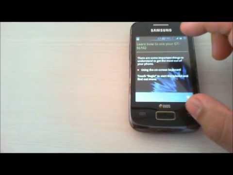 X Duos V3 ROM for Samsung Galaxy Y Duos GT-S6102 - A Walkthrough