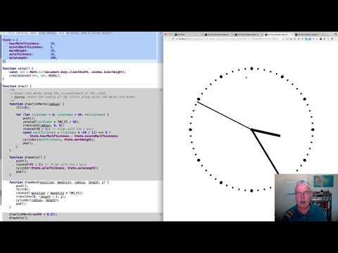 Simpler 3D Clocks, Explained