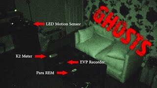 Download Spirit Sensors Going Crazy | Trying To Communicate | Real Paranormal Activity Part 72 Video