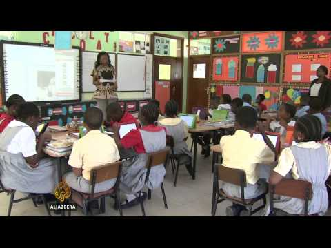 Nigeria struggles to deliver good education