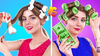 Rich Mom vs Broke Mom! 10 Funny Situations