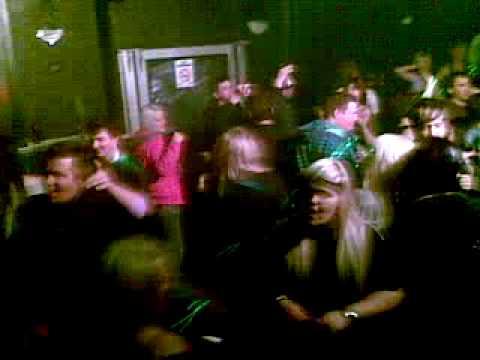 4am n still rockin the crowd