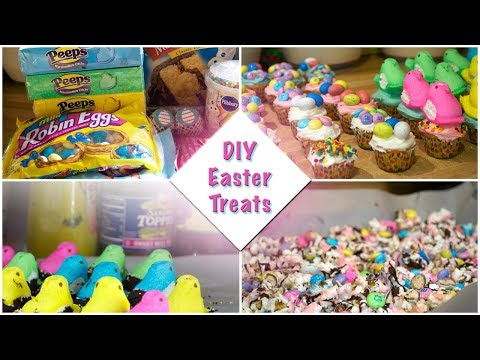 DIY Easter Treats|Quick and Easy!