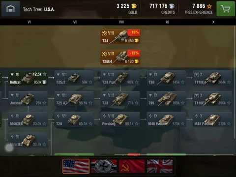 World of Tanks Blitz - How to get credits faster.