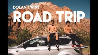 Road Trip with The Dolan Twins
