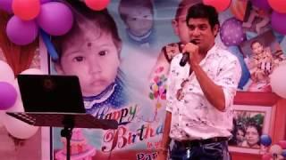 Kumar Sanu voice.