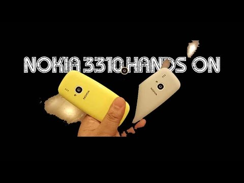 The NEW Nokia 3310 Hands-On Philippines