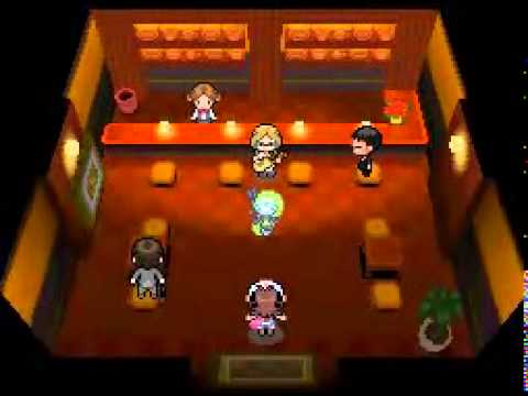 Play Pokemon Black Part 50 Three Legendary Pokemon Events - Keldeo, Meloetta, Genesect