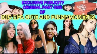 DUA LIPA CUTE & FUNNY MOMENTS (FULL HD) 2018