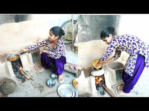 Xxx Mp4 Village Girl Making Daal😋Village Life Of Punjab India😋Rural Lifestyle Of Punjab INDIA Pind Life 3gp Sex