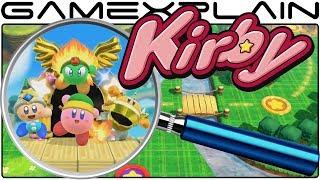 Kirby Switch Analysis Reveal Trailer secrets Hidden Details