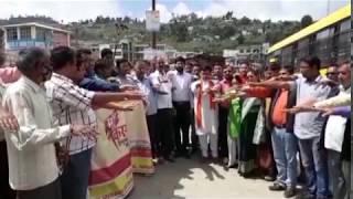 चम्पावत में अधिकारियों व जन प्रतिनिधियों ने स्वच्छता की शपथ