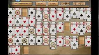 How To Play Buffalo Bill Solitaire - Pandora's Solitaire Collection (2018)