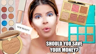 MOST OVER HYPED MAKEUP | IS IT WORTH YOUR MONEY?
