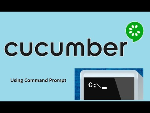 How to run Cucumber Selenium from Command line
