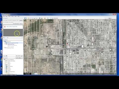 Otero County Parcels Google Earth