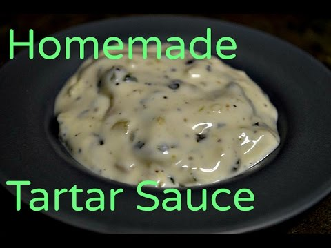 Easiest and Quickest Tartar Sauce Recipe video by Chawlas-Kitchen.com Episode #201
