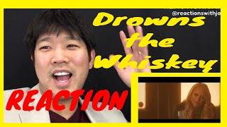Jason Aldean - Drowns the Whiskey ft. Miranda Lambert – Reaction