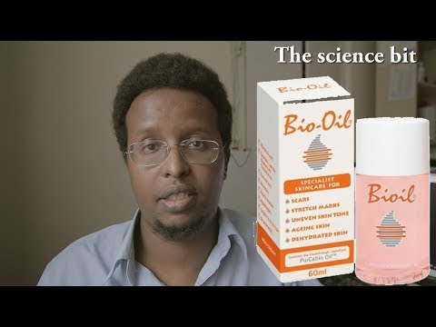 Bio Oil pharmacist review - can it remove scars and stretch marks?