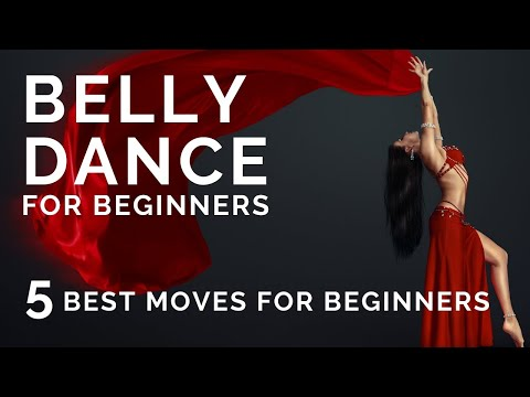 From BodyWisdom's Belly Dance For Beginners - Basic Posture, Arms and Hip Circles
