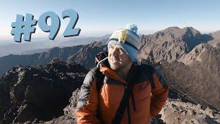 #92 Przez Świat na Fazie - Góry Atlas   Tubkal 4167 m n.p.m.   Maroko