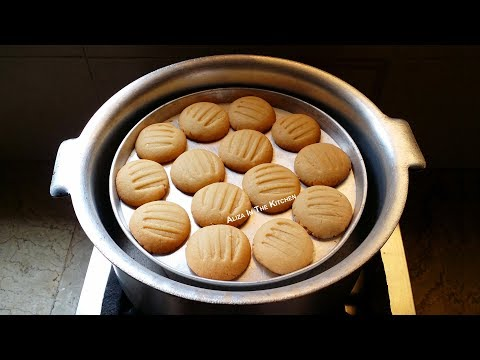 Biscuit Recipe Without Oven - Biscuit Recipe - Cookies Recipe Without Oven - Aliza In The Kitchen