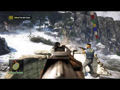 Far Cry 4 - R9 380 | i7 4790k (Ultra 60+ FPS)