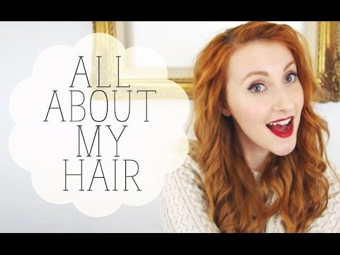 How I Got My Red/Copper Hair!