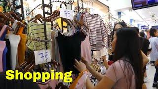 Cheapest Shopping in Bangkok | Pratunam Market ,Thailand 2018