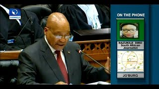 South Africa ANC Ready To Sack President Jacob Zuma |Network Africa|