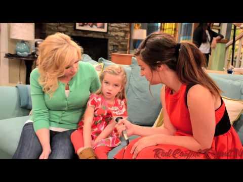 Mia Talerico At Disney Channel S Good Luck Charlie Season Iv Press Day