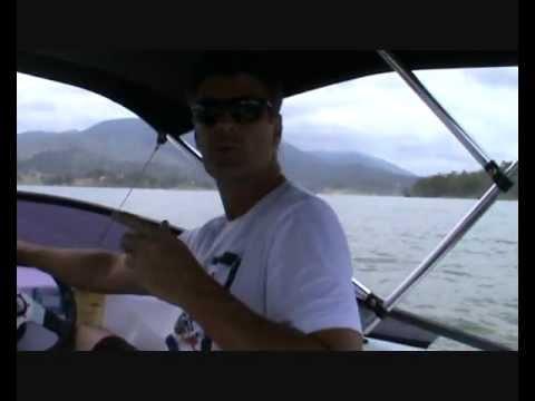 Home Made Boat - Fibreglass - Part 3 - Onboard Camera