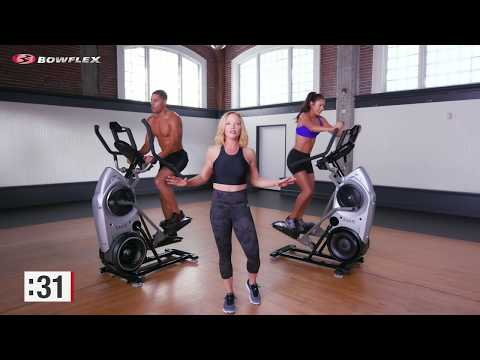 The Four Minute HIIT Workout with Bowflex Max Trainer