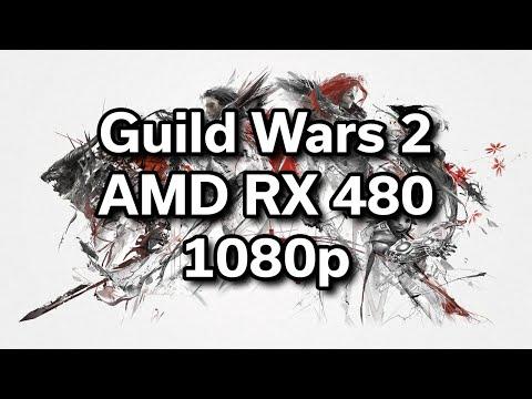 Guild Wars 2 - i5-6402p - RX 480 - $720 Gaming Computer - Benchmark