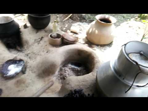 Preparing Traditional Rice Wine - Meitei tribe, Manipur
