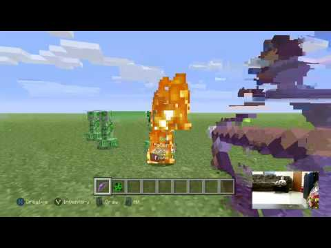 Minecraft Tutorial: How to make the ultimate enchanted bow and arrow