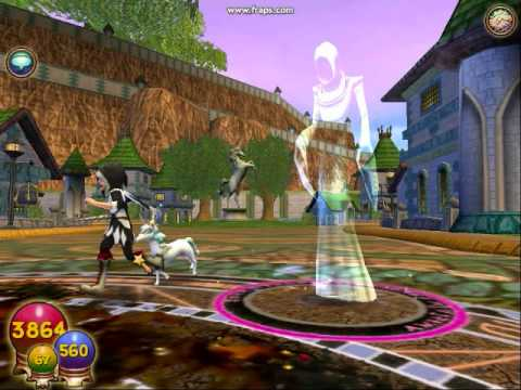 Wizard101 - All The Level 58 Spells In Action!