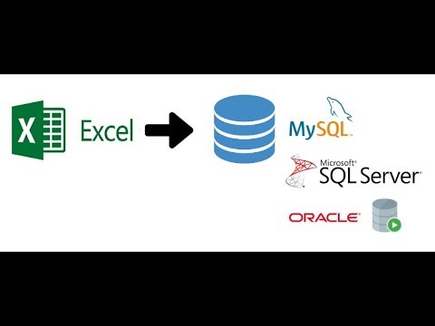 How to Import Excel file to New Oracle Table Using Oracle SQL Developer