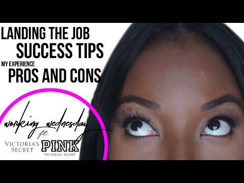 Working at Victoria Secret: My Review, Pros and Cons, Success Tips and How to Land the Job