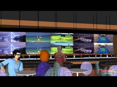 Oracle Arena Mezzanine Suites