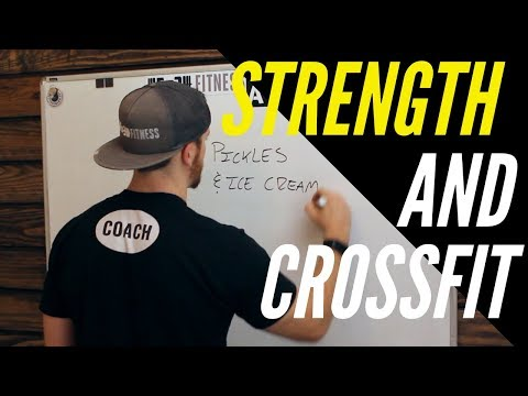 Strength and CrossFit (how to combine them flawlessly)