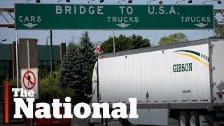 Canada/U.S. relations under Trump