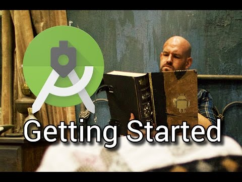 Android and Android Studio: Getting Started