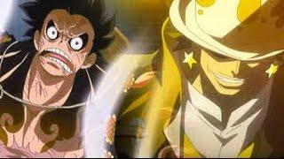 One Piece Film Gold - Gild Tesoro VS Luffy GEAR FOURTH ENG SUB !! ( Epic Scene )