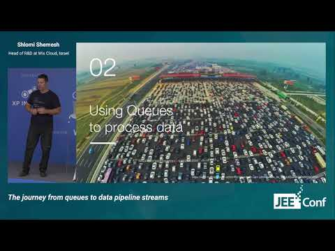 The journey from queues to data pipeline streams (Shlomi Shemesh, Israel)