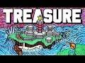 PLUNDERING The ISLAND Of TREASURE Rust Part 12